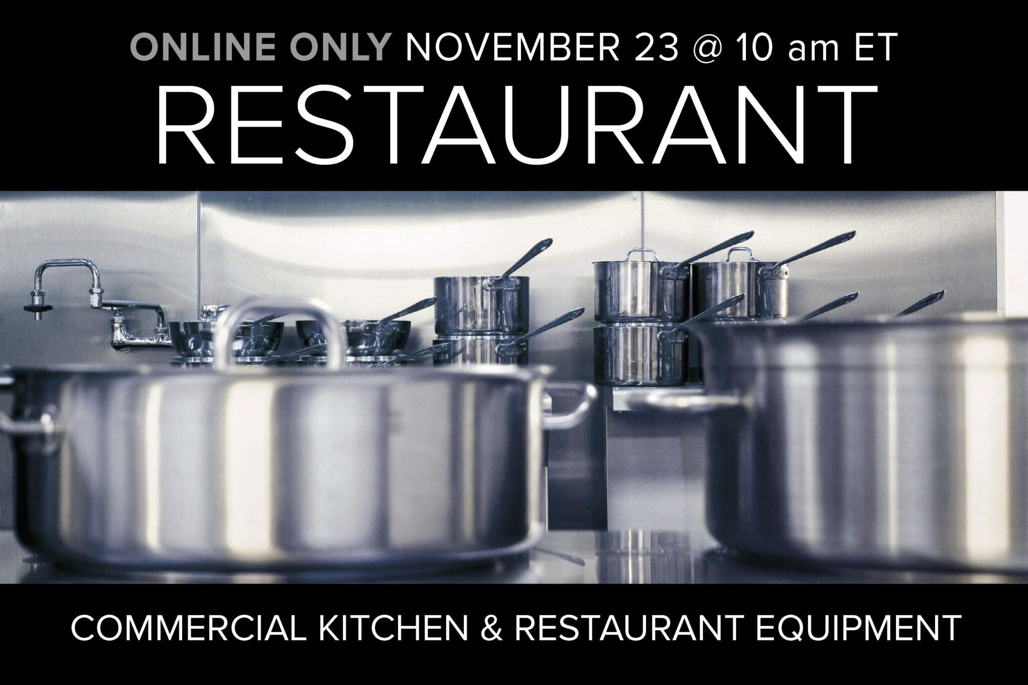 November restaurant