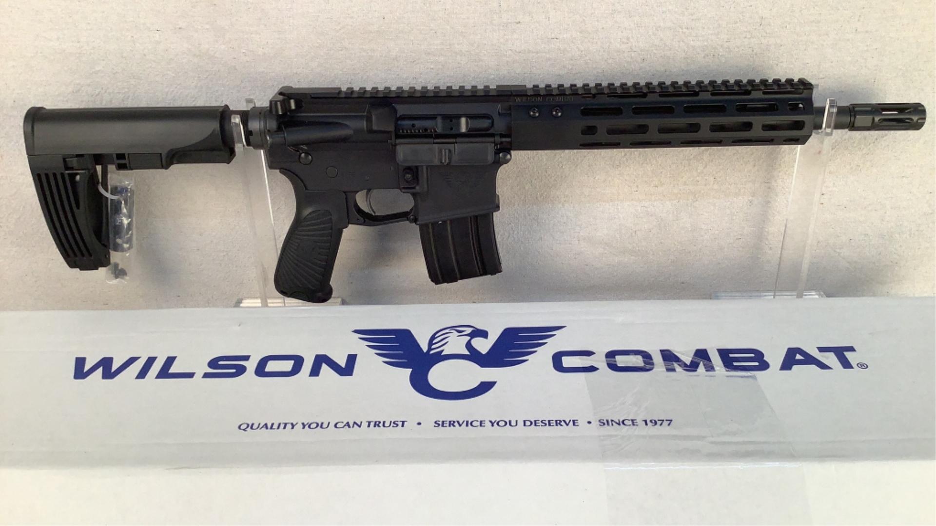 Wilson Combat Protector Pistol 5.56 NATO