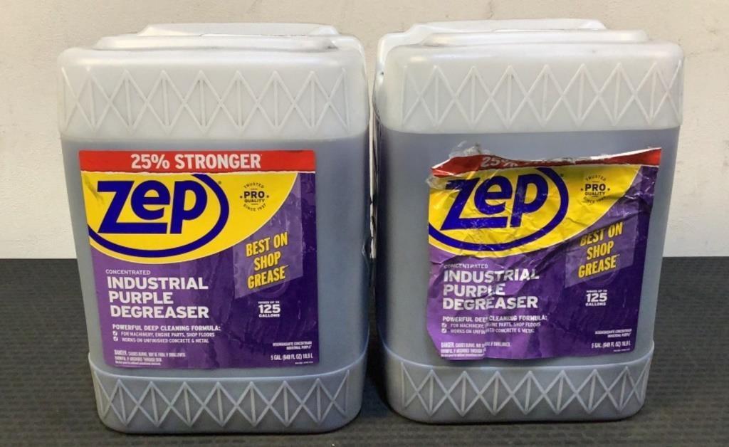 Zep 5Gal Industrial Purple Degreaser