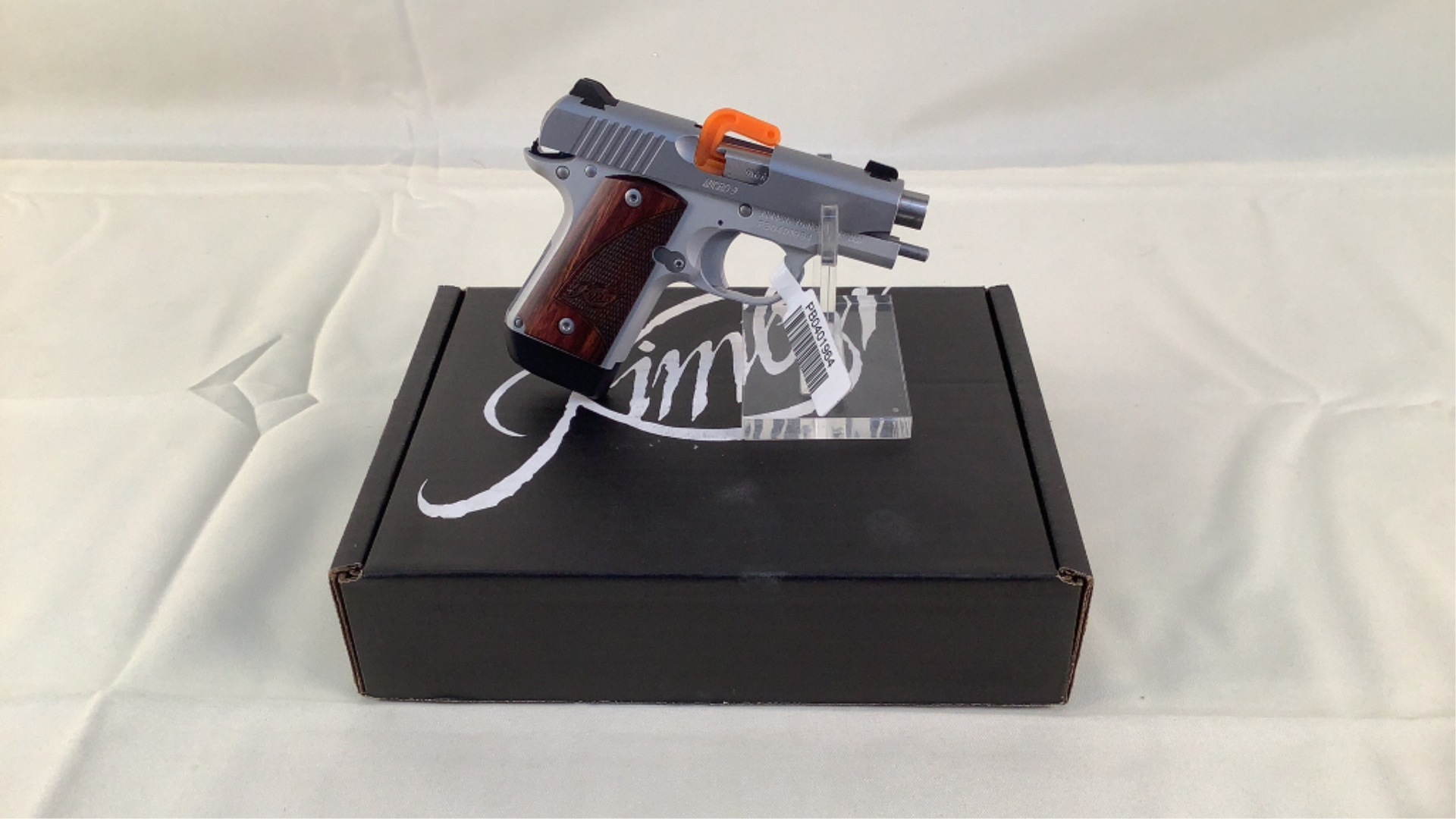 Kimber Micro 9 Stainless 9mm Luger