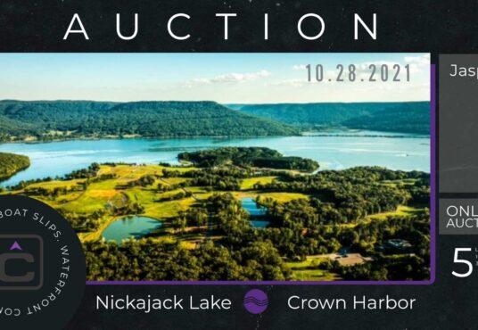 AUCTION Crown Harbor Nickajack Lake TN