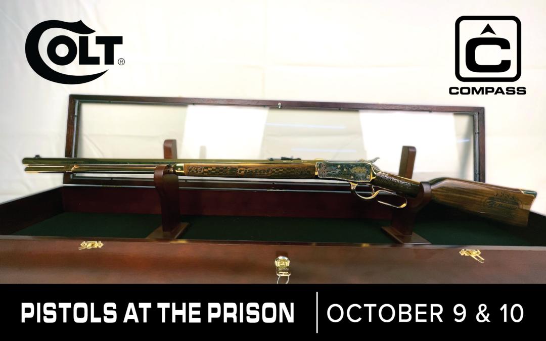 Bristol Motor Speedway 50th Anniversary Rifle at Auction