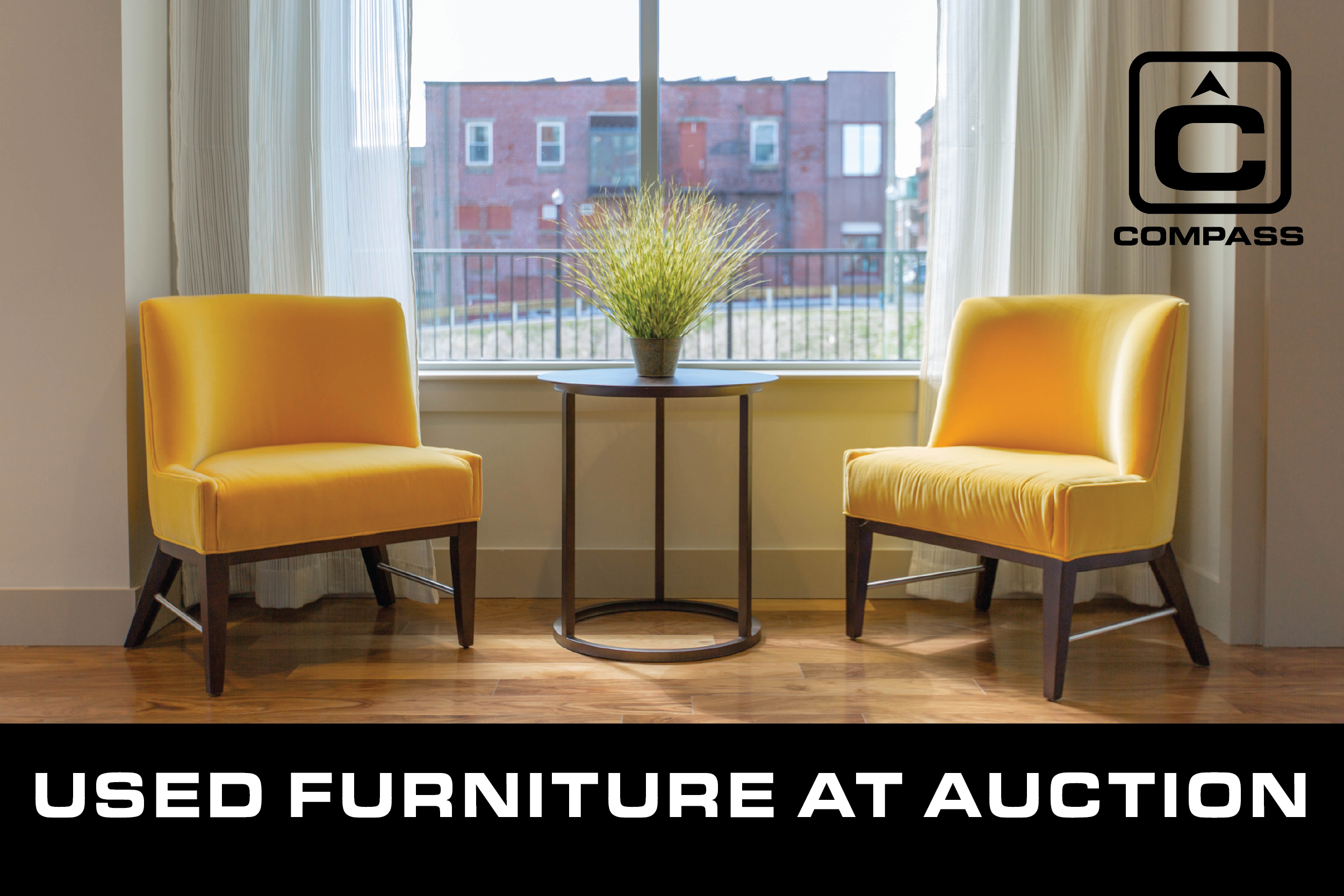 Used Furniture at Auction