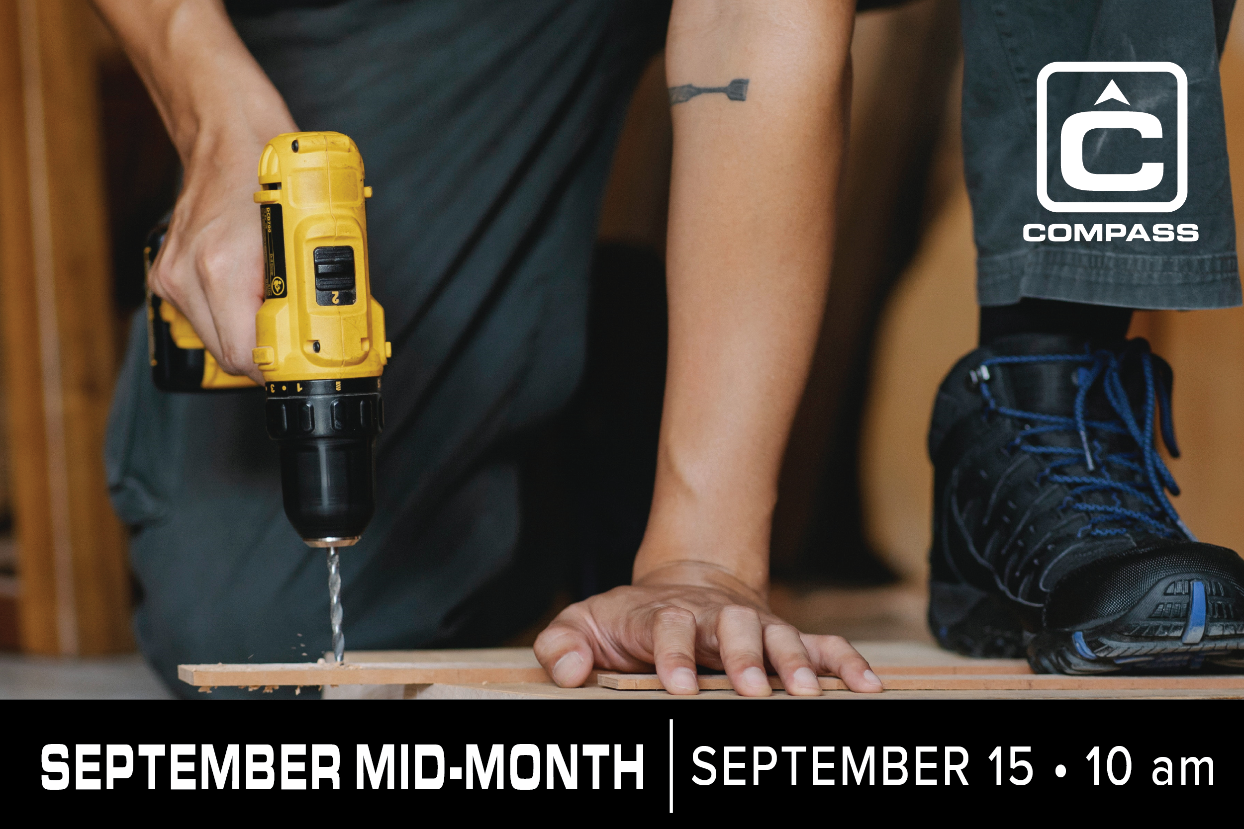 September Mid-Month Building Materials Auction
