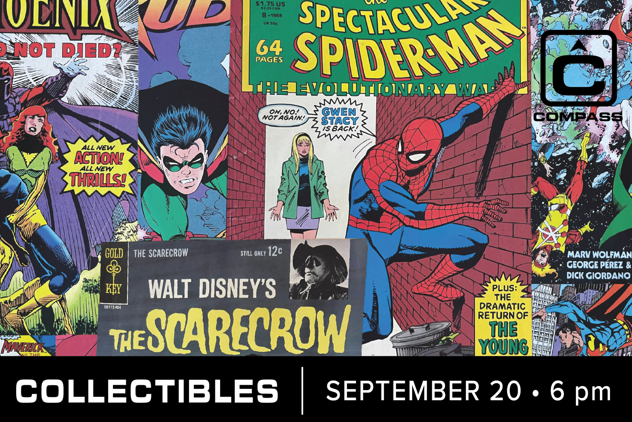 Comic Books at Auction