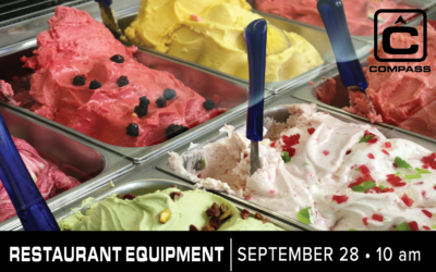 Commercial Gelato Machines for Sale