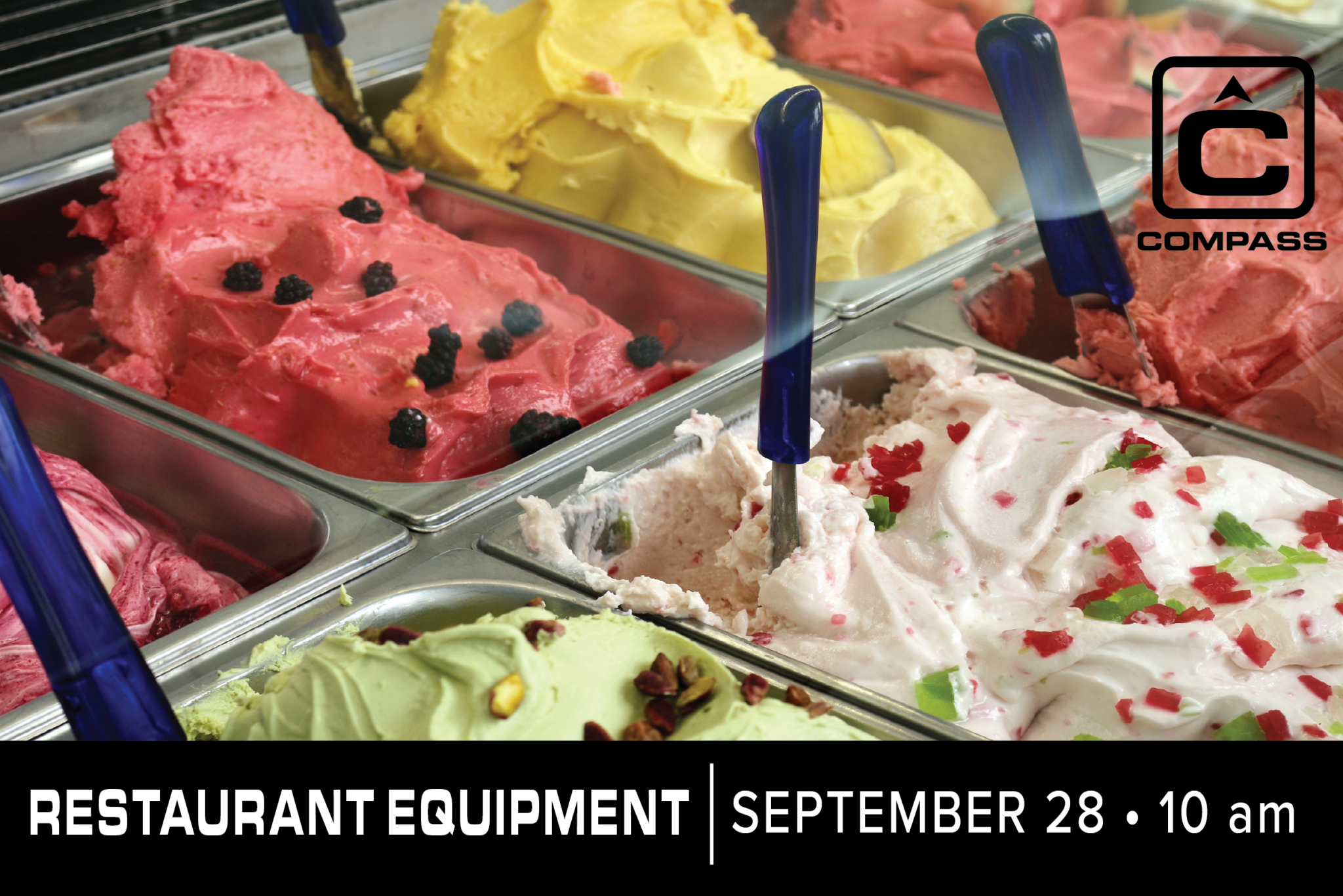 Commercial Gelato Machines at Auction