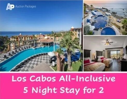 Los Cabos All-Inclusive 5 Night Stay for 2