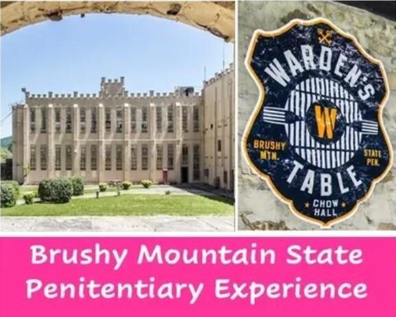 Brushy Mountain State Penitentiary Experience