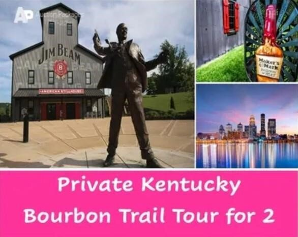 Private Kentucky Bourbon Trail Tour for 2