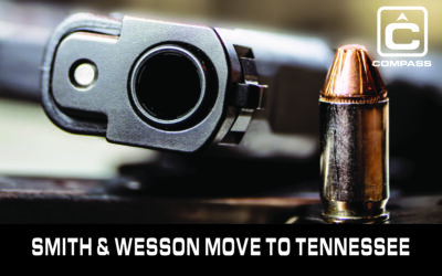 Smith & Wesson Relocate to Tennessee